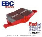 EBC Redstuff Ceramic Brake Pads - Front