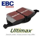 EBC Ultimax Brake pads- Front