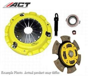 ACT Clutch Kit –Xtreme Pressure Plate with 6 Pad Spring Disc - Click Image to Close