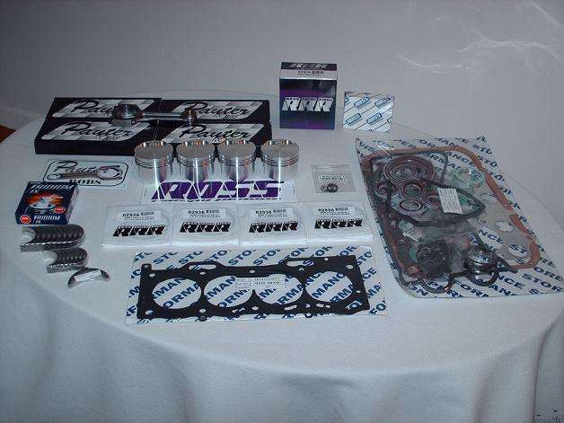 4efte Engine Performance Kit 1 - Click Image to Close