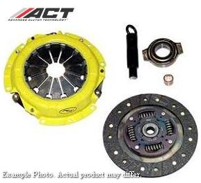 ACT-Xtreme Pressure Plate with Performance Street Disc - Click Image to Close