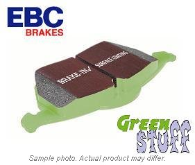 EBC Greenstuff-Front Pad Set - Click Image to Close