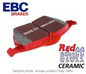 EBC Redstuff Ceramic Brake Pads - Front - Click Image to Close